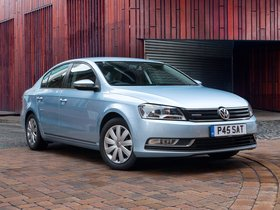 Ver foto 10 de Volkswagen Passat BlueMotion UK 2010