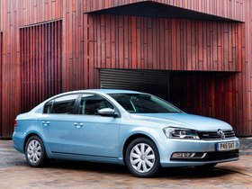 Ver foto 9 de Volkswagen Passat BlueMotion UK 2010