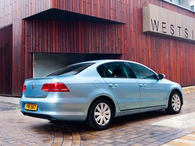 Ver foto 8 de Volkswagen Passat BlueMotion UK 2010