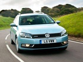 Ver foto 1 de Volkswagen Passat Variant BlueMotion UK 2010