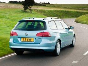 Ver foto 9 de Volkswagen Passat Variant BlueMotion UK 2010