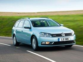 Ver foto 8 de Volkswagen Passat Variant BlueMotion UK 2010