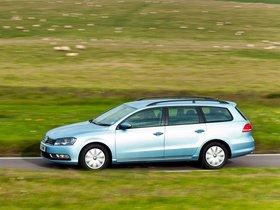 Ver foto 7 de Volkswagen Passat Variant BlueMotion UK 2010