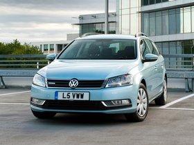Ver foto 6 de Volkswagen Passat Variant BlueMotion UK 2010