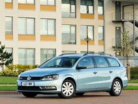 Ver foto 5 de Volkswagen Passat Variant BlueMotion UK 2010
