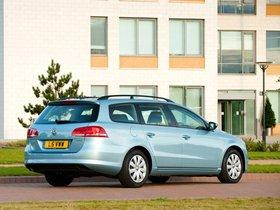 Ver foto 4 de Volkswagen Passat Variant BlueMotion UK 2010