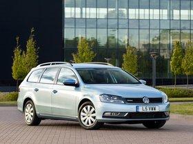 Ver foto 3 de Volkswagen Passat Variant BlueMotion UK 2010