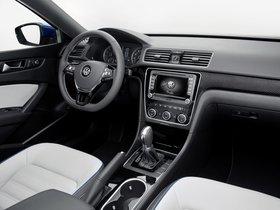 Ver foto 4 de Volkswagen Passat Bluemotion Concept 2014
