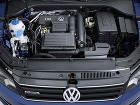 Ver foto 3 de Volkswagen Passat Bluemotion Concept 2014