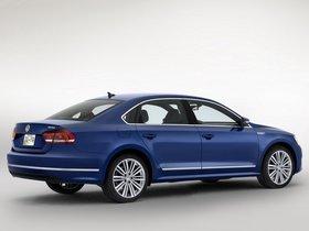 Ver foto 2 de Volkswagen Passat Bluemotion Concept 2014