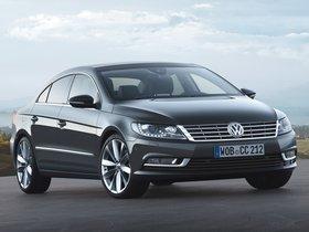 Fotos de Volkswagen Passat CC 2012
