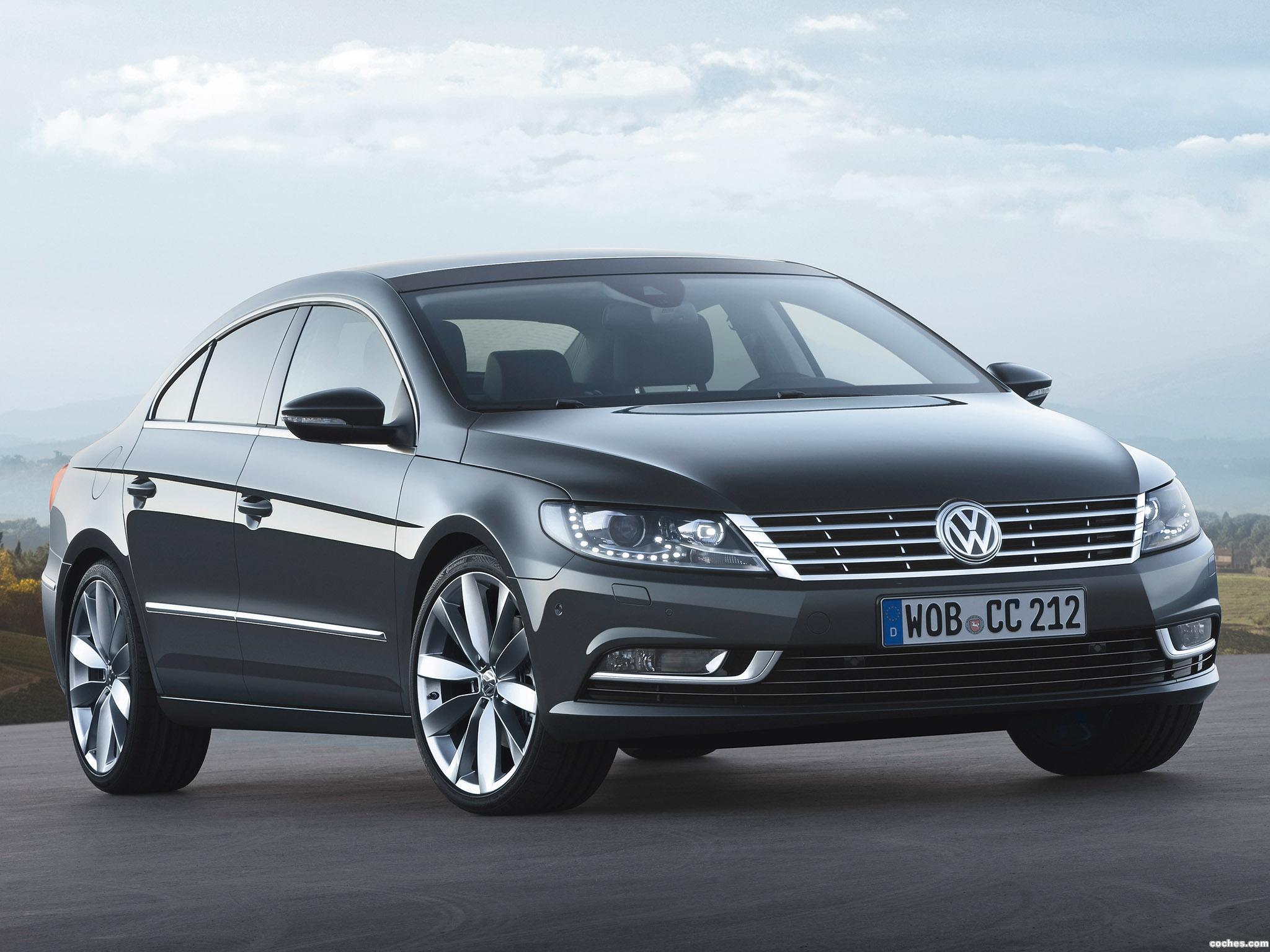 Foto 0 de Volkswagen Passat CC 2012