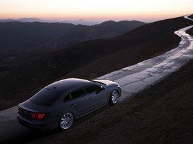 Ver foto 3 de Volkswagen Passat CC Eco Performance Concept 2008