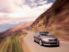 Ver foto 2 de Volkswagen Passat CC Gold Coast Edition 2008