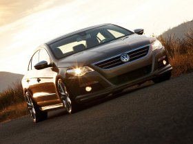 Ver foto 1 de Volkswagen Passat CC Gold Coast Edition 2008