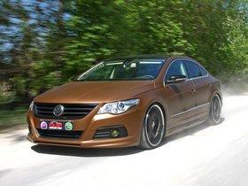 Fotos de Volkswagen Passat CC NRW 2013