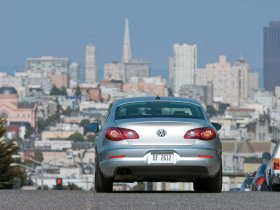 Ver foto 3 de Volkswagen Passat CC USA 2008