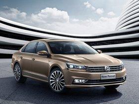 Ver foto 9 de Volkswagen Passat China 2016
