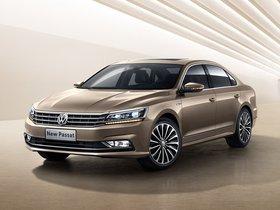 Ver foto 4 de Volkswagen Passat China 2016
