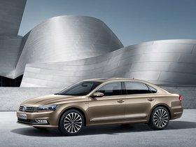 Ver foto 12 de Volkswagen Passat China 2016