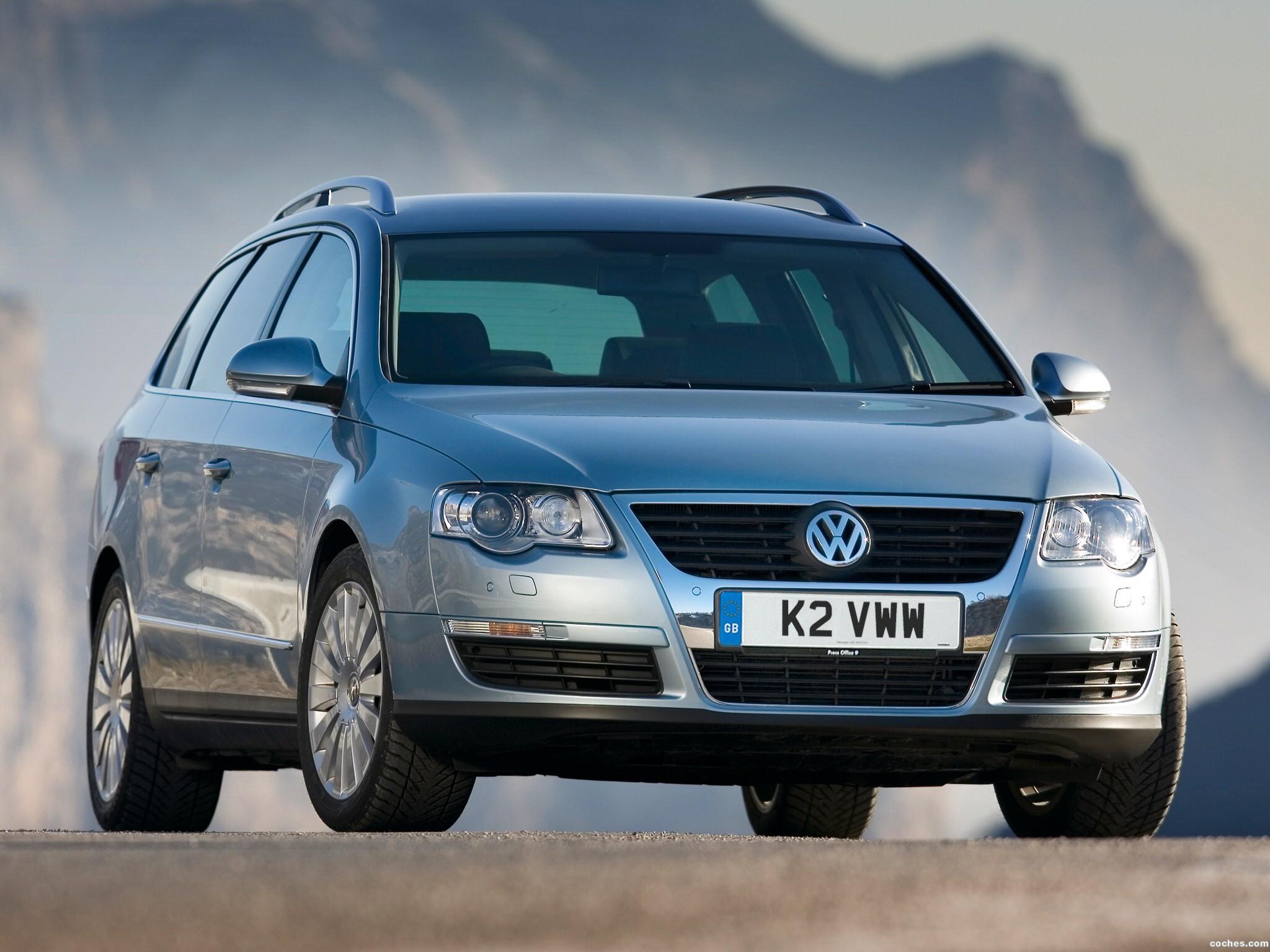 Foto 0 de Volkswagen Passat Combi 2005