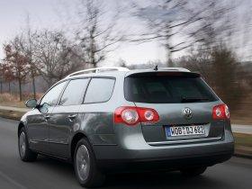 Ver foto 5 de Volkswagen Passat EcoFuel Variant B6 2009