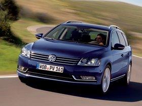 Ver foto 14 de Volkswagen Passat Estate 2010