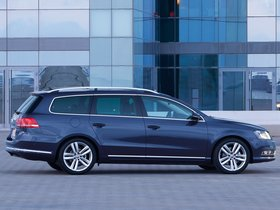 Ver foto 10 de Volkswagen Passat Estate 2010
