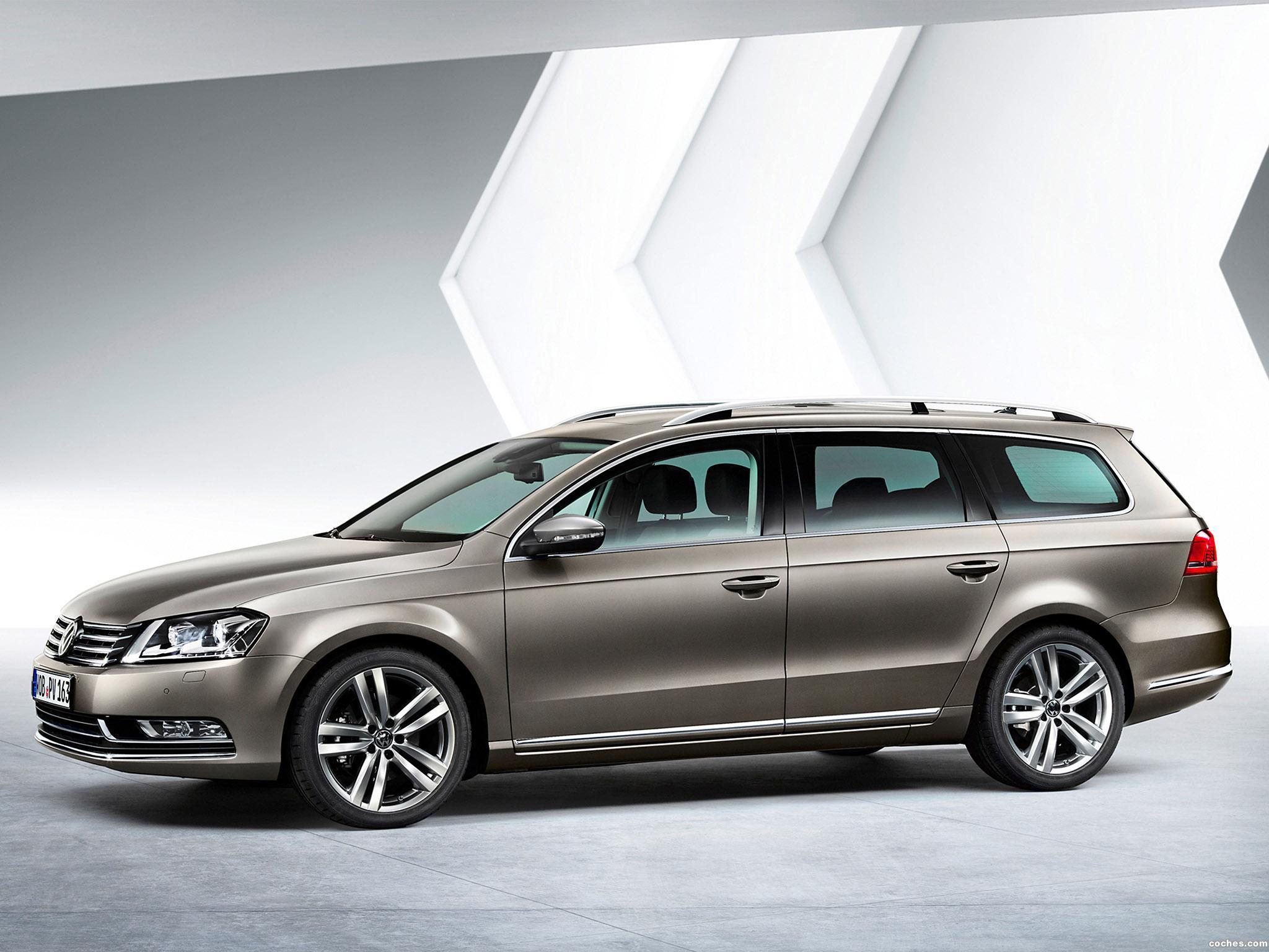 Foto 0 de Volkswagen Passat Estate 2010