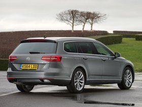 Ver foto 14 de Volkswagen Passat Estate GT UK 2015
