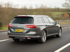 Ver foto 12 de Volkswagen Passat Estate GT UK 2015