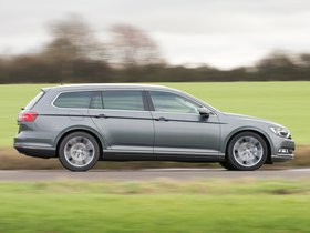 Ver foto 11 de Volkswagen Passat Estate GT UK 2015