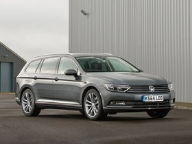 Ver foto 9 de Volkswagen Passat Estate GT UK 2015