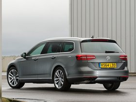 Ver foto 7 de Volkswagen Passat Estate GT UK 2015