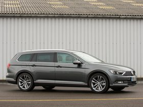 Ver foto 6 de Volkswagen Passat Estate GT UK 2015