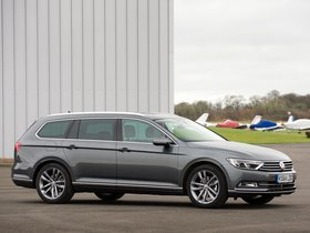 Ver foto 5 de Volkswagen Passat Estate GT UK 2015