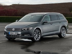 Ver foto 4 de Volkswagen Passat Estate GT UK 2015