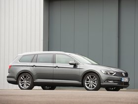 Ver foto 2 de Volkswagen Passat Estate GT UK 2015