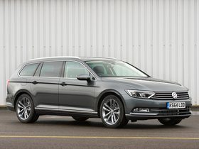Fotos de Volkswagen Passat Estate GT UK 2015