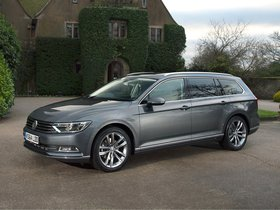 Ver foto 30 de Volkswagen Passat Estate GT UK 2015
