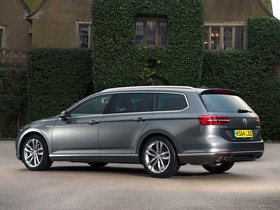 Ver foto 28 de Volkswagen Passat Estate GT UK 2015