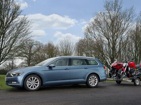 Ver foto 27 de Volkswagen Passat Estate GT UK 2015