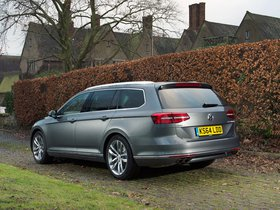 Ver foto 26 de Volkswagen Passat Estate GT UK 2015