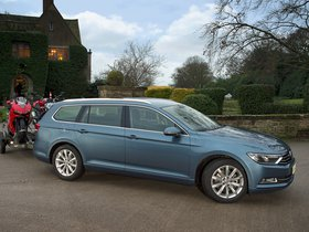 Ver foto 25 de Volkswagen Passat Estate GT UK 2015
