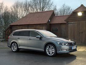 Ver foto 24 de Volkswagen Passat Estate GT UK 2015