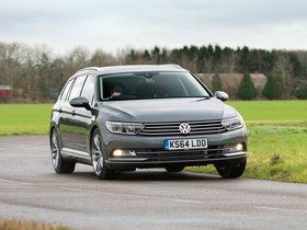 Ver foto 18 de Volkswagen Passat Estate GT UK 2015