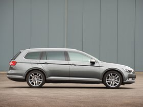 Ver foto 16 de Volkswagen Passat Estate GT UK 2015
