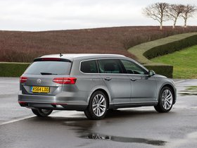 Ver foto 15 de Volkswagen Passat Estate GT UK 2015