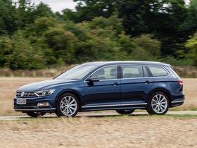 Ver foto 3 de Volkswagen Passat Estate R Line UK 2015