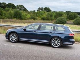 Ver foto 2 de Volkswagen Passat Estate R Line UK 2015